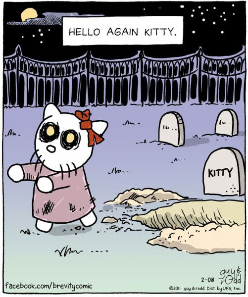 アゲインしないでキティちゃん