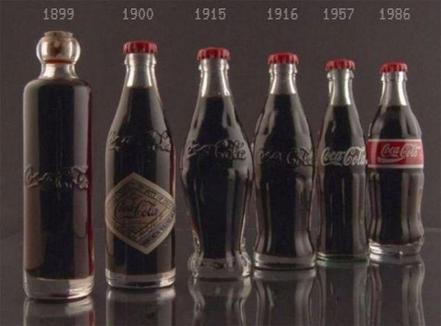 コカコーラの変遷