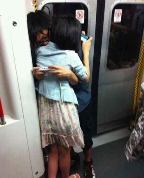 抱き合っててもゲーム
