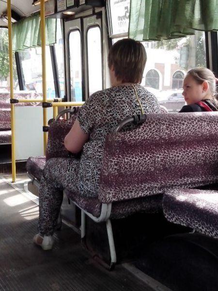 バスとシンクロ