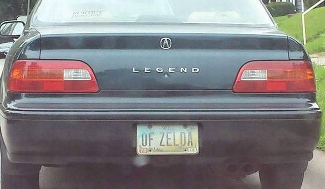 ゼルダの伝説の車とは